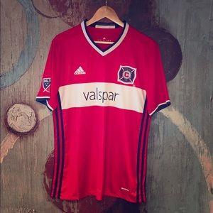 MLS Soccer Jersey - Chicago Fire